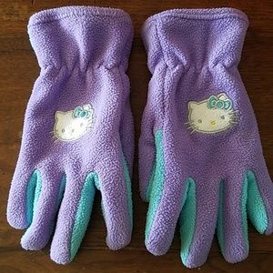 Sanrio Hello Kitty Gloves